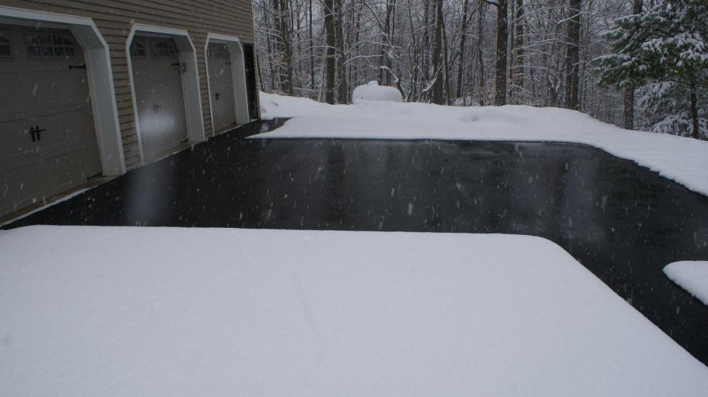 Want A Heated Paver Driveway No Problem Call Snowmelt